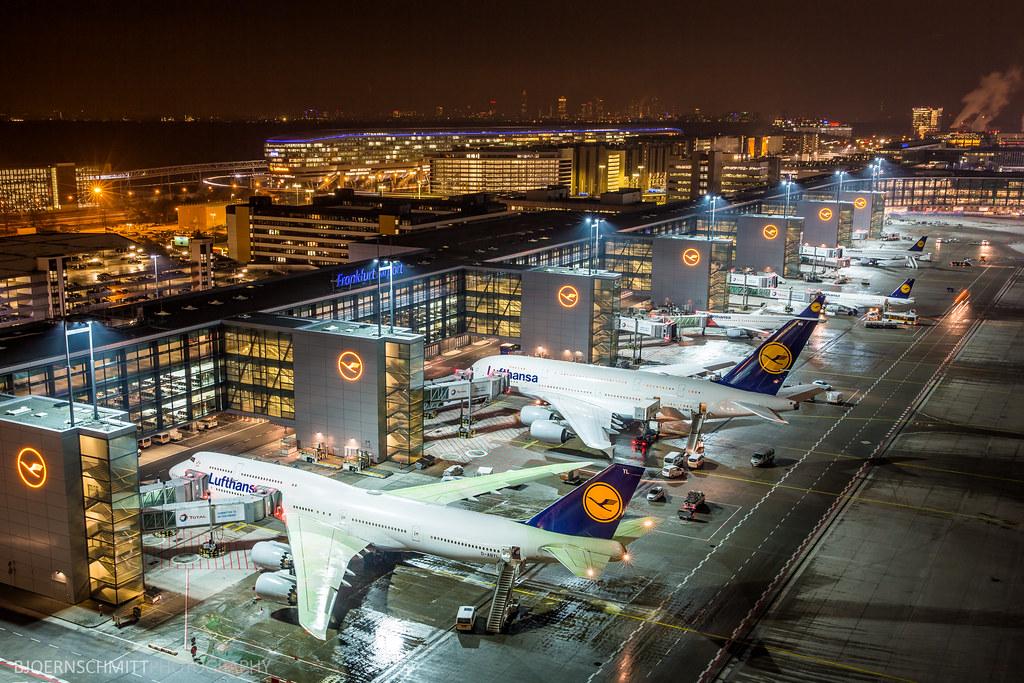 FRA International Airport
